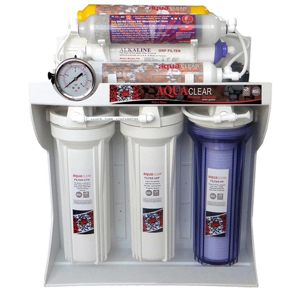 دستگاه تصفیه آب آکوآ کلیر