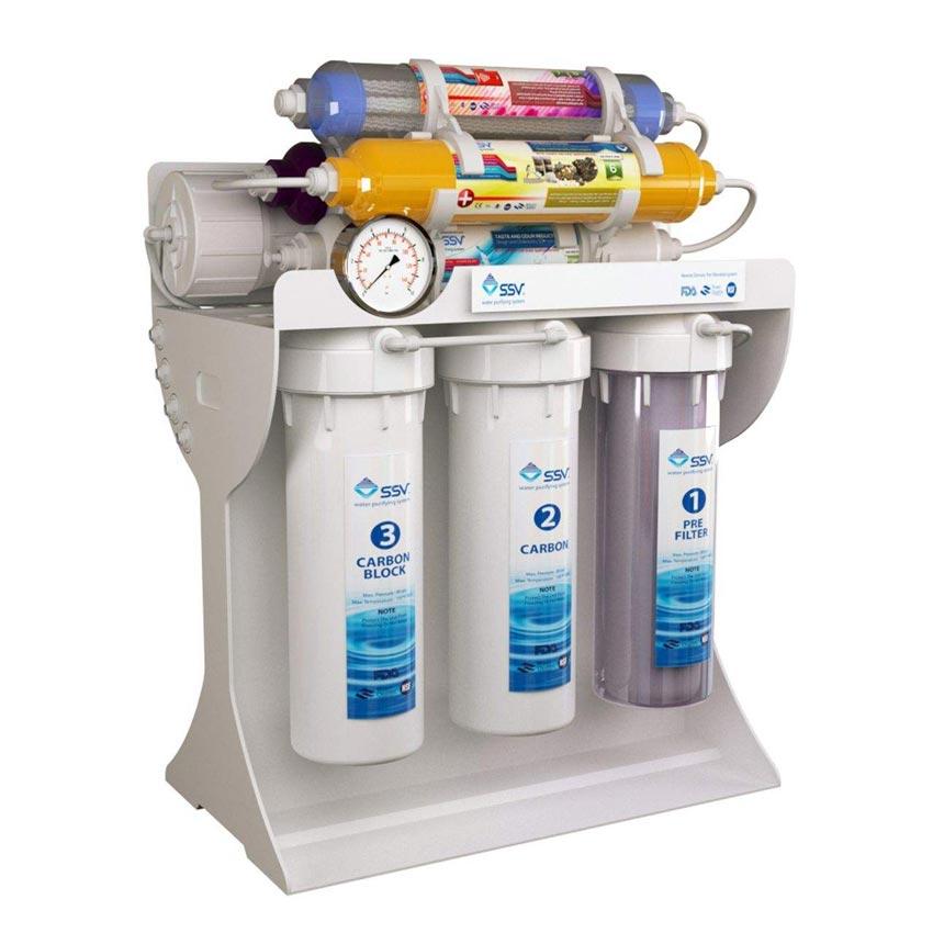 دستگاه تصفیه آب SSV