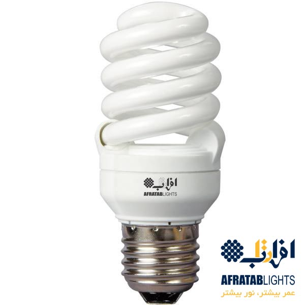 لامپ کم مصرف افراتاب