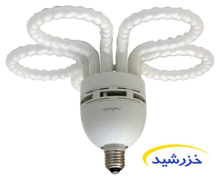 لامپ کم مصرف خزرشید