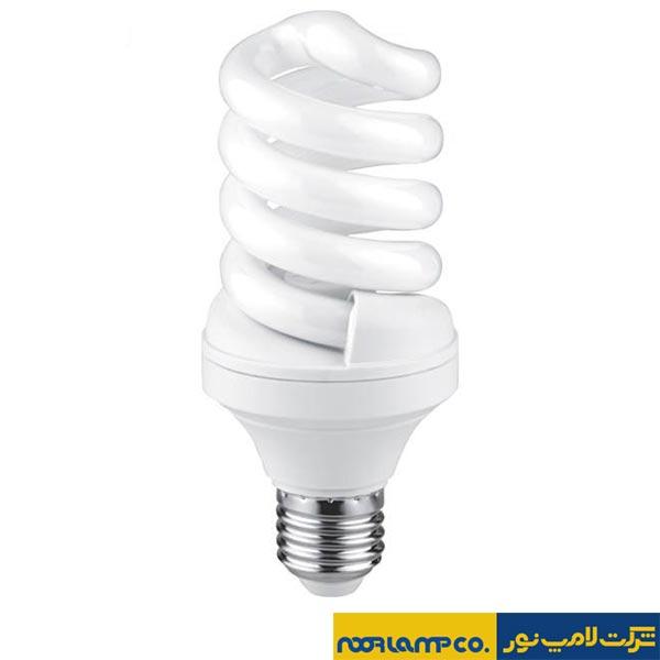 لامپ کم مصرف نور