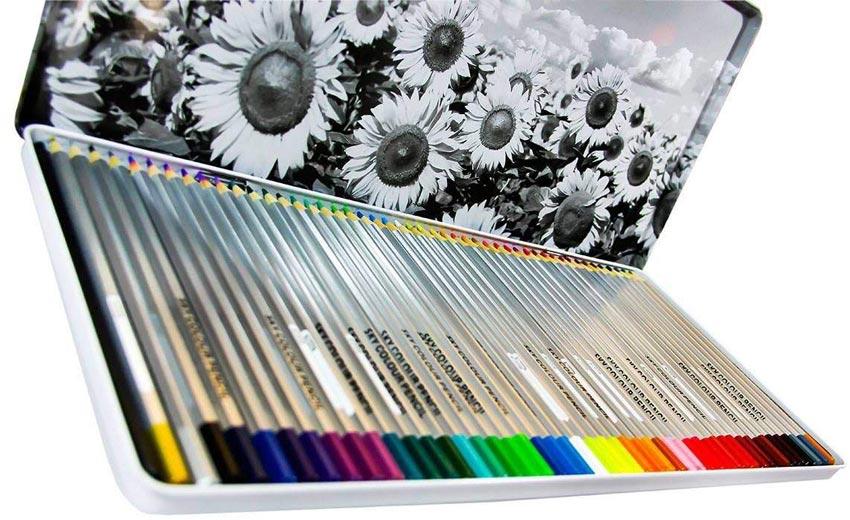 مداد رنگی اسکای