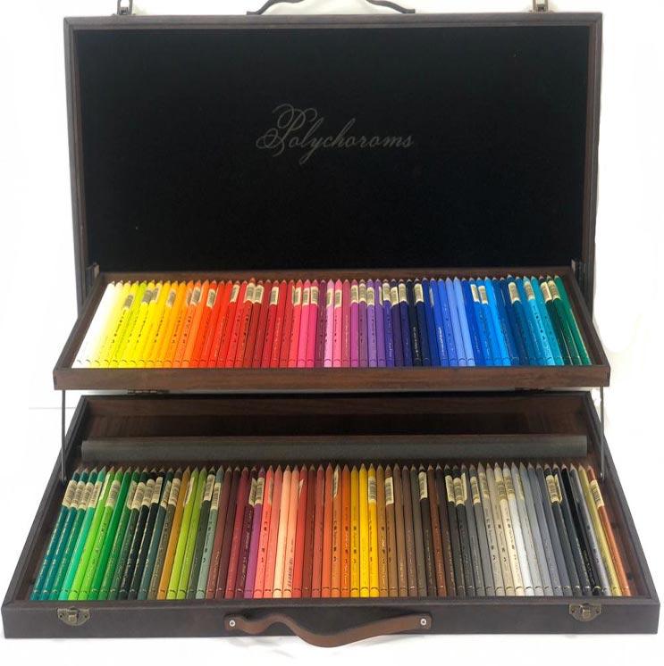 مداد رنگی فابرکاستل