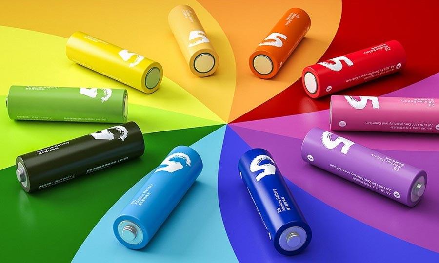 باتری قلمی شیائومی